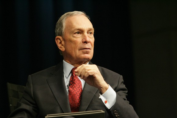 Image of Michael Bloomberg