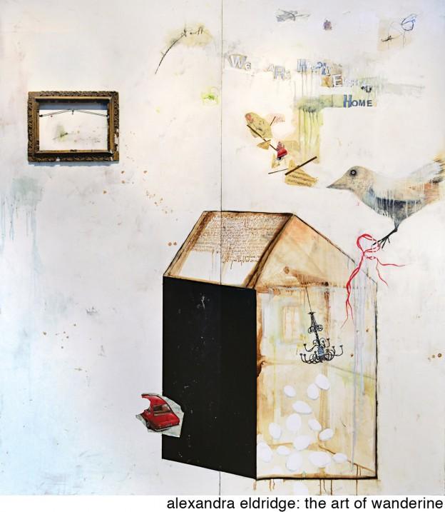 alexandra eldridge: the art of wanderine