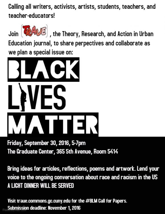 #BLM Poster