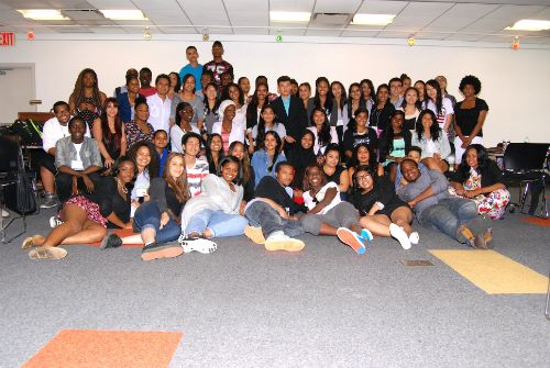 2014-2015 Youth Leaders